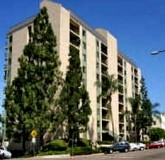 Beech Tower Condominiums in Downtown San Diego.