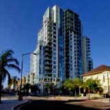 Discovery Condominiums Downtown San Diego.